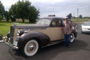 1940 Packard 4 door standard 8 fully restored beautiful