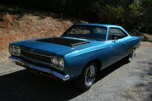 1968 Plymouth Road Runner - Matching numbers