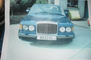 1990 BENTLEY BENTLEY OTHERS BLUE  Photo