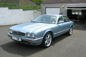 38400 MILES ONLY 1997 JAGUAR SOVEREIGN
