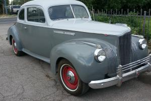 1941 packard110 buisness coup