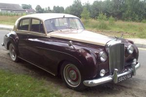 1961 BENTLEY S2 S II CLASSIC PETROL AUTOMATIC  Photo