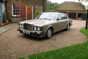 1991 Bentley Turbo R LHD