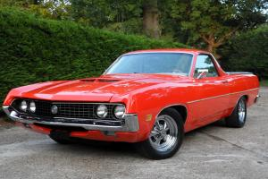 1970 FORD RANCHERO GT EXCELLENT CONDITION,JUST ARRIVED FROM CALIFORNIA
