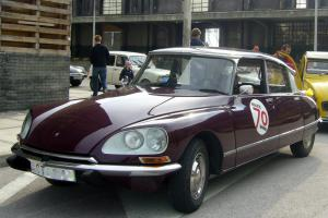 1972 Citroen DS21ie Pallas HYD - Historic FIVA registered