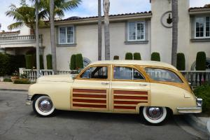 1948 Packard Woody Woodie Wagon a Station Sedan