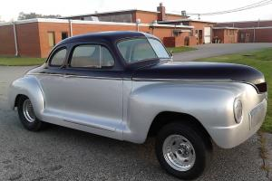 1942 Plymouth Coupe Photo