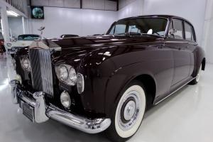 1964 ROLLS-ROYCE SILVER CLOUD III, BELIEVED TO BE ONLY 27,822 MILES! FACTORY A/C