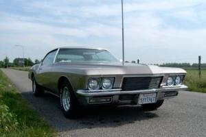 Buick Riviera Boattail 1971 Very Nice Full Restauration