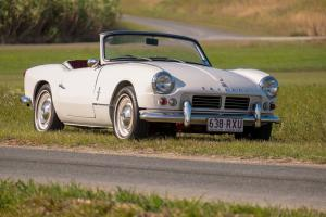 Triumph Spitfire 1962 MK1 MAY Suit MGB Austin Healey Sprite Mini Buyer in Moreton, QLD