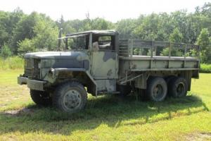 MILITARY 2.5 TON TRUCK OFF ROAD FARM VEHICLE 6X6 DIESEL MULTI FUEL UNSTOPPABLE