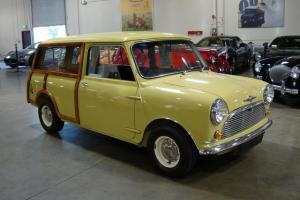 1962 Mini Cooper Traveller Fully Restored
