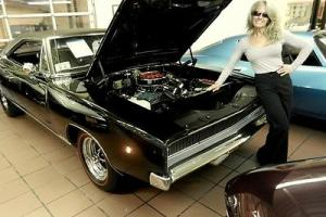 RESTORED 1968 Dodge Charger R/T 440 - 4 Speed Photo