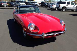 1971 Jaguar E-Type 4.2 hard top