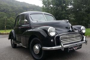 Morris Minor Split Screen, 1955 nut and bolt rebuild exceptional quality car