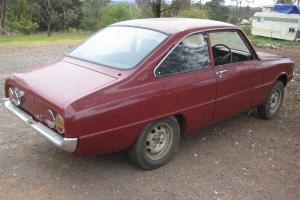Genuine Mazda R100 Coupe Rolling Shell With 10A Parts Rotary Project in Central Highlands, VIC