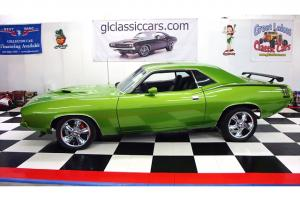 1970 PLYMOUTH CUDA 440 4SPD RESTO MOD PRO TOURING SHOW CAR Photo