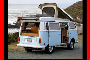 1972 VW BUS **SEE VIDEO** WESTY CAMPMOBILE WESTFALIA - CA CAR - MUST SEE!!