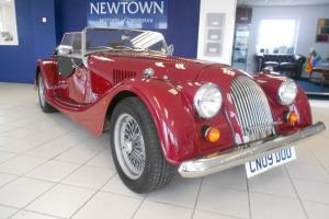 2009 MORGAN PLUS FOUR MAROON  Photo