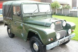 AUSTIN GIPSY 4X4 SWB SOFT TOP 1965  for Sale