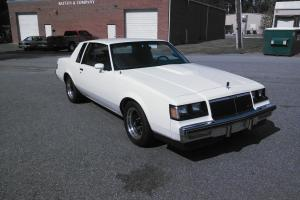 1986 Buick Regal T-Type Coupe 2-Door Grand National Turbo