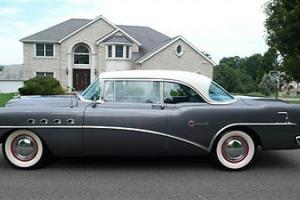 1954 Buick Roadmaster Coupe hardtop totally restored show car 51,373 miles