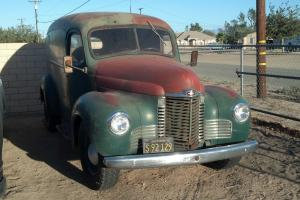 1948 International Harvester (IHC) KB2 3/4 ton Panel Truck