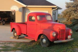 1942 INTERNATIONAL PICK-UP TRUCK *GREAT CONDITION* NO RUST  L Q Q K