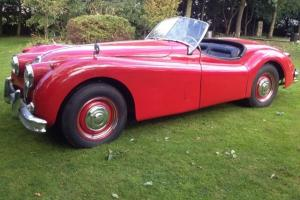 JAGUAR XK 140 Roadster -LHD-1956