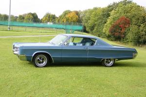 1967 CHRYSLER 300C COUPE VERY RARE EVEN IN THE USA
