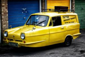 Del Boy Reliant Regal Supervan 3 same model as Only Fools And Horses van