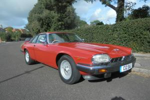 1990/C/No Jaguar XJS V12 Auto Coupe. Absolutely Superb Ultra Low Mileage XJ S.