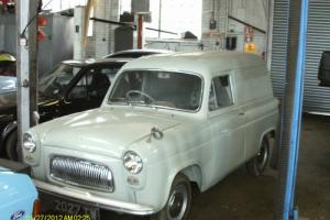 ford thames 300e van 1959 totally restored in vgc