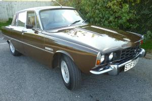 Rover P6 3500S - Manual - Long Mot  Photo
