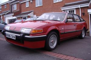 ROVER SD1 VITESSE 3500 MANUAL SINGLE PLENUM IN EXCELLENT CONDITION