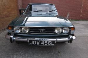 TRIUMPH STAG V8 AUTO TAX FREE  Photo