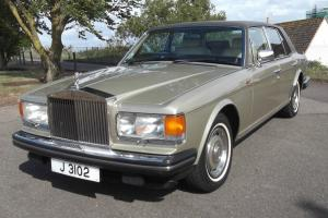 ROLLS ROYCE SILVER SPIRIT 1  Photo