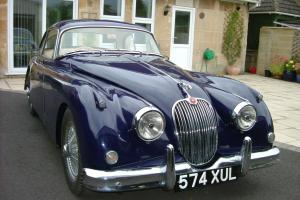 1959 JAGUAR XK 150 FHC  Photo