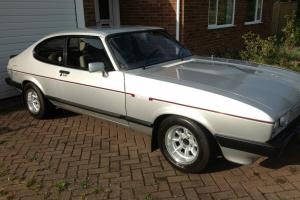 FORD CAPRI INJECTION 1984 2.8i low mileage (1984)