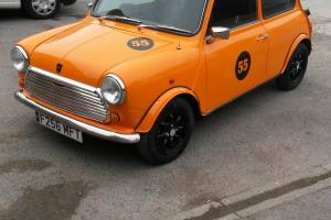 classic mini f reg 1000cc full m.o.t cooper alloys lots of chrome runs mint