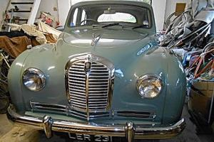 1953 AUSTIN A70 Hereford Very very low miles 9704