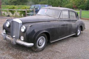 Bentley S2 V8 1960 Barn Find