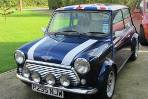 1997 ROVER MINI COOPER BLUE  Photo