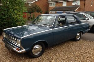 Vauxhall Victor 101 Free road tax