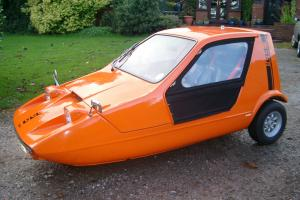 BOND BUG 700 ES ORANGE/BLACK
