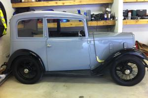 AUSTIN 7 1936 - fully restored