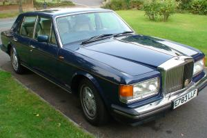 BENTLEY MULSANNE S 1988  Photo