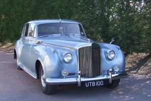 1960 Bentley S2  Photo