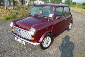 Classic 1989 Rover Mini 30 Thirty  Photo