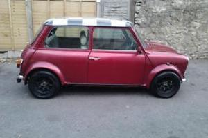 ROVER MINI COOPER 1997 38K MILES FROM NEW  Photo